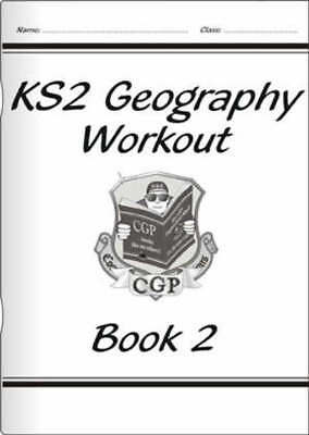 Ks2 Geography Workout - Book 2 by Cgp Books (Paperback)