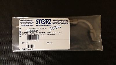 Karl Storz ENT 4mm Laryngoscope Insertable Suction Tube 8588LP