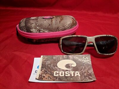 Costa del mar sunglasses 580p PINK CAMO