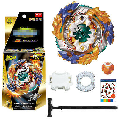 BEYBLADE BURST GEIST FAFNIR.8`.Ab B-122 w/ Launcher Hot Battle Toy Starter TOP