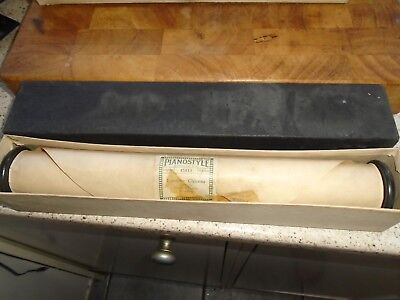Vintage Piano Roll - Pianostyle Hand Played 45810 Evening Chimes