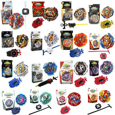 Beyblade Burst with Launcher Set Bey Blade Spining Top Fight Toy for Kid Gift
