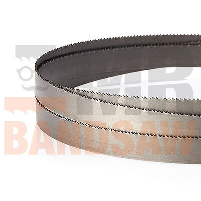 1140 x 13 x 0.65mm M42 BIMETAL BLADE FOR ALDI WORKZONE PORTABLE BANDSAW