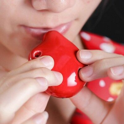 6 Hole Ocarina Flute Child Kid's Toy Musical Instruments for Christmas Gift