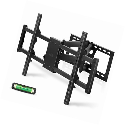 SIMBR Support Mural TV Orientable Inclinable Six Bras Pivotant Fixation  Murale p ecb48adbfb48