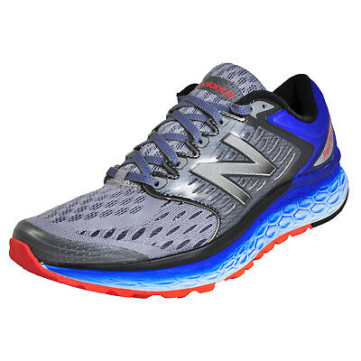 NEW BALANCE FRESH Foam 1080 V7 Mens Premium Running Shoes Trainers Grey