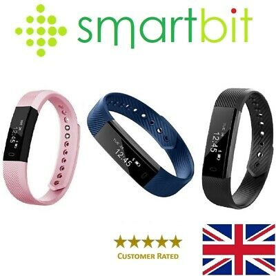 Smart Bit Fitness Tracker Sports Activity Step Calorie Fitbit Speed Watch
