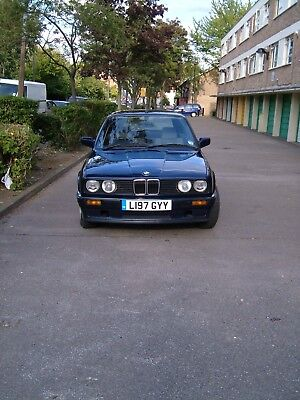 1994 BMW E30 316i TOURING LUX ~ OWNED FOR LAST 15 YEARS NEEDS SOME MOT WORK