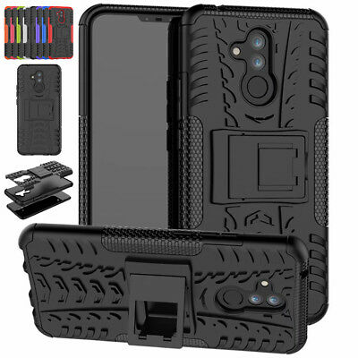 For Huawei Mate 20 Lite, P20 Pro Lite Shockproof Hybrid Armor Rugged Case Cover