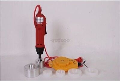 Handheld Electric Bottle Capping Machine Cap Sealer Sealing Machine 220V New ie