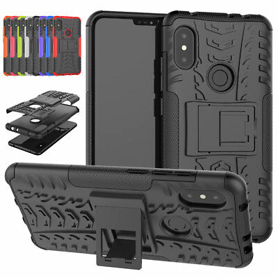 For Xiaomi Redmi Note 6 Pro,6 Pro 6A Shockproof Hybrid Armor Rugged Case Cover
