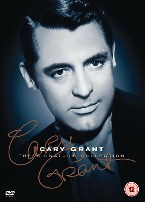 Cary Grant: The Signature Collection DVD (2004) Cary Grant, Curtiz (DIR) cert