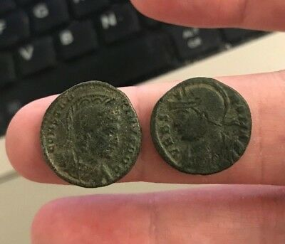 Roman coins for research lot 22 Constantine 307/337 ad