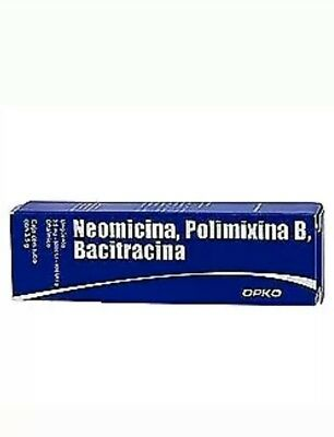 Dog/Cat Pet~Bacitracin Neomycin Polymyxin B~Eye infection Triple Antibiotic 3.5g