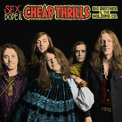 Big Brother Holding Company - Sex Dope Cheap Thrills [CD]
