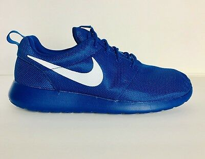 buy online 5c8df 28465 Nike Roshe One Men s Running Shoes 511881-409 Color Blue Jay Size 10.5