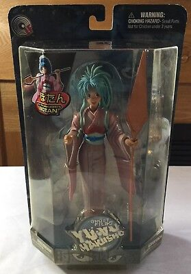 BOTAN  Anime Action figure YU YU HAKUSHO GHOST FILES FIGURE