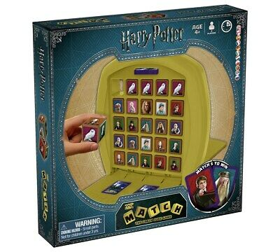 Harry Potter Top Trumps Match Board Game [Board Game]
