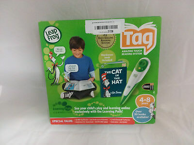 LeapFrog Tag Cat In The Hat Educational Learning Toy