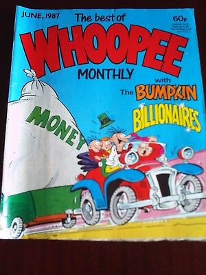 The Best Of Whoopee Monthly. June 1987