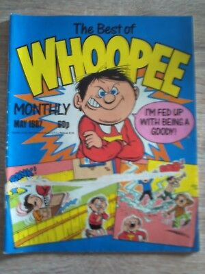 Best Of Whoopee Monthly. May 1987.