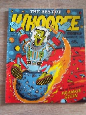 Best Of Whoopee Monthly. Aug 1985