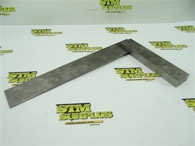 "Starrett Precision 12"" Machinists Square Model 20"