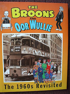 The Broons / Oor Wullie Annual The 1960S Revisited 1St H B D J  V G C 2004