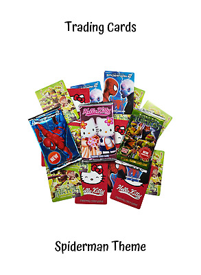 Trading Cards - Childrens Toy Game - The Amazing Spiderman 2 - 8 Card Pack