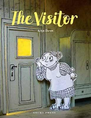 The Visitor by Antje Damm Hardcover Book Free Shipping!