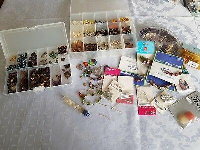Bulk Jewellery Jewelry Making Beads, Findings, Spacers, Books, Tools, Wire