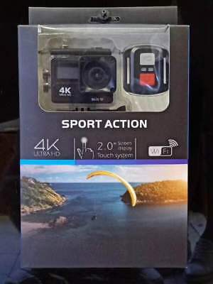 4K Ultra HD Touch Screen DV 16MP 1080p 30fps Sports Action Camera + Accessories