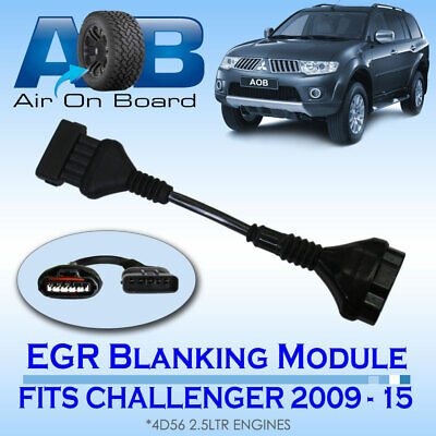 EGR BLANKING MODULE DELETE MODULE 004 FOR Mitsubishi Challenger 4D56 2.5L 09-15