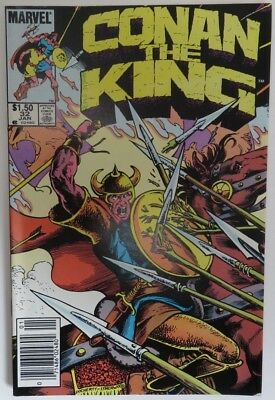 1986 Conan The King #32  -  F               (Inv20199)