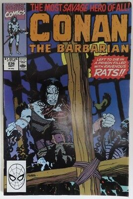 1990 Conan The Barbarian #236 -  Vg               (Inv20063)