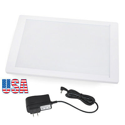 US Stock Dental X-Ray Film Illuminator Light Box X-ray Viewer light Panel A4