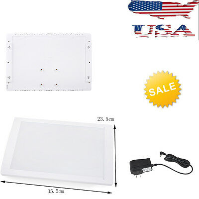 Sale Dental X-Ray Film Illuminator Light Box X-ray Viewer light Panel A4 No Grey