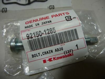 KAWASAKI CHAIN ADJUSTER BOLT - 92150-1285 - With Free UK Delivery