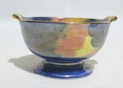 Maling LUSTRE STORM PATTERN small bowl. In excellent condition.