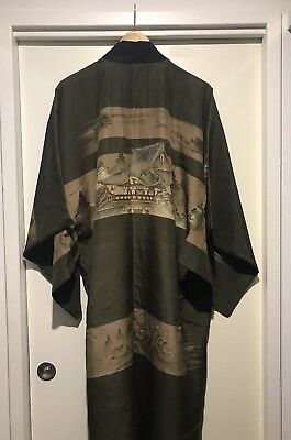 Very Old Silk Kimonos - Price Is For Both!