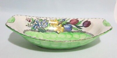 Maling Springtime Waved Bowl 6524. In very good condition.