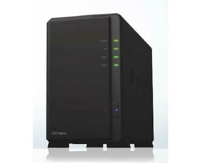 Synology DiskStation DS218PLAY 2-Bay 3.5in 1xGbE NAS