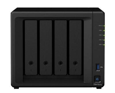 Synology DiskStation DS418PLAY 4-Bay 3.5in Diskless 2xGbE NAS (HMB)