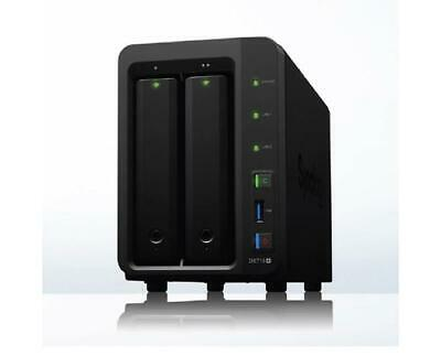 Synology DiskStation DS718+ 2-Bay 3.5in Diskless 2xGbE NAS (Scalable)