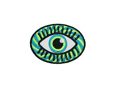 """Extreme Largeness  Iron On Patch /"""" Eye See You /""""   Tumblr DIY Kitsch"""