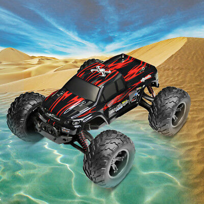 GPTOYS 2.4G 1/12 Monster RC Truck Car Toy Electric Racing Truggy 42km/h Remote