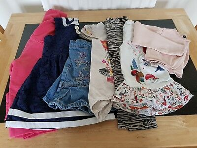 Beautiful Girls Clothes Bundle Age 4-5 years