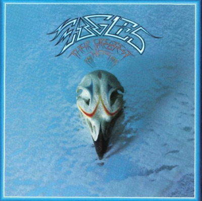 The Eagles-Their Greatest Hits CD NEW
