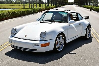 1991 Porsche 911 Turbo 1991 964/911 Turbo-Ruf upgrades-fast car