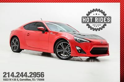 2013 Scion FR-S With Upgrades 2013 Red Toyota Scion FR-S FRS With Upgrades! BRZ 86